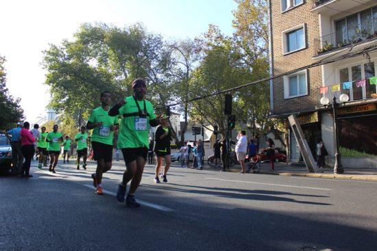 Fotos del Maratón de Santiago 2015 177