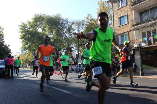 Fotos del Maratón de Santiago 2015 179