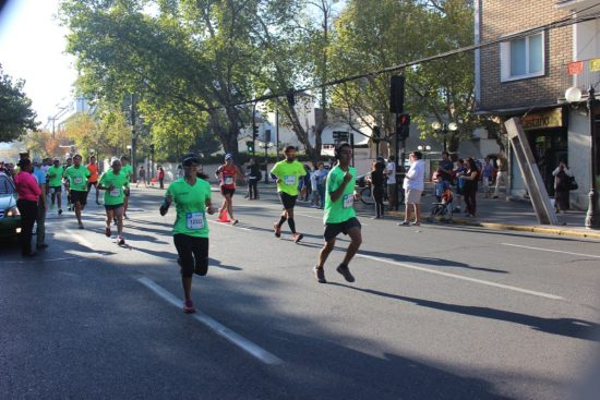 Fotos del Maratón de Santiago 2015 180