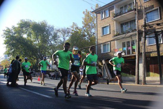 Fotos del Maratón de Santiago 2015 181
