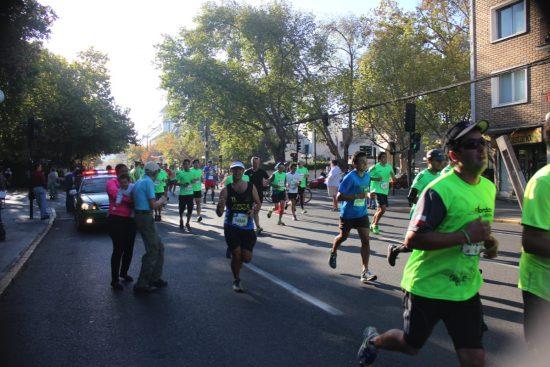 Fotos del Maratón de Santiago 2015 184