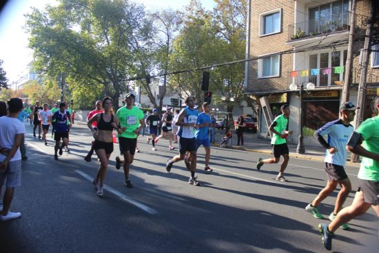 Fotos del Maratón de Santiago 2015 186