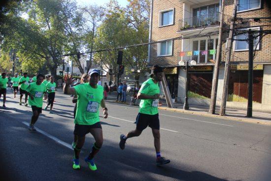 Fotos del Maratón de Santiago 2015 187