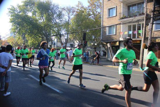 Fotos del Maratón de Santiago 2015 188