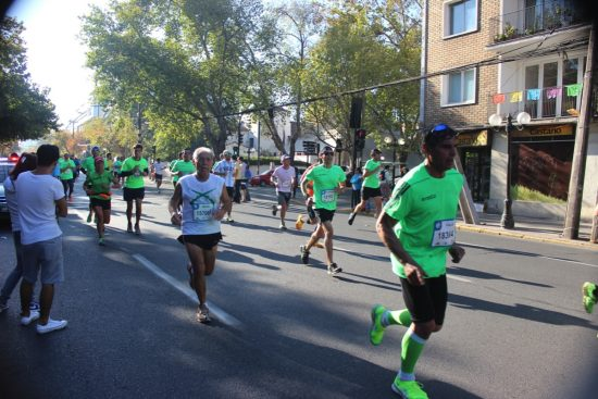 Fotos del Maratón de Santiago 2015 193