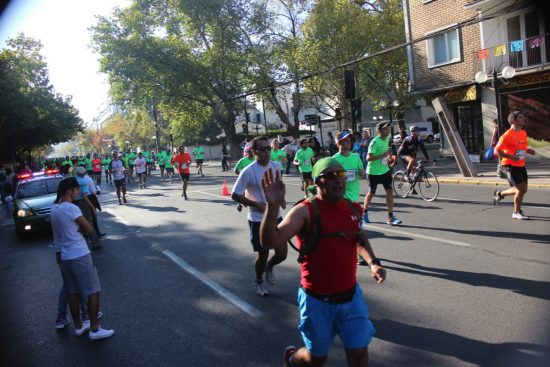 Fotos del Maratón de Santiago 2015 195
