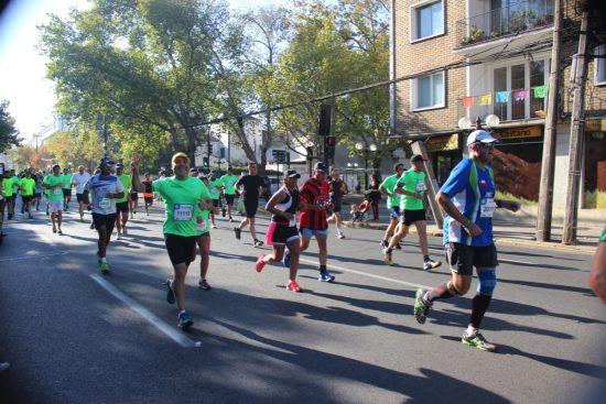 Fotos del Maratón de Santiago 2015 14