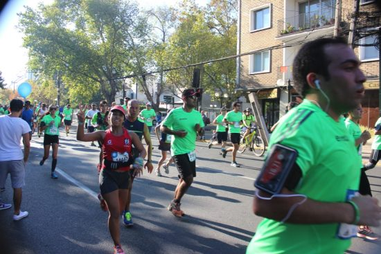 Fotos del Maratón de Santiago 2015 99