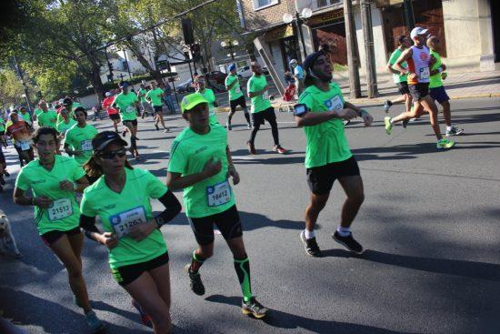 Fotos del Maratón de Santiago 2015 17