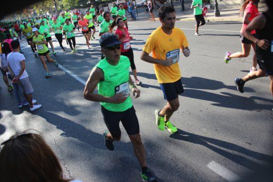 Fotos del Maratón de Santiago 2015 18