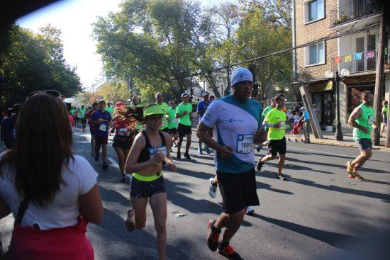 Fotos del Maratón de Santiago 2015 108