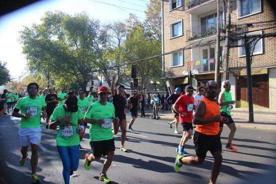 Fotos del Maratón de Santiago 2015 23