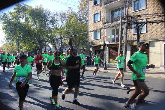 Fotos del Maratón de Santiago 2015 24
