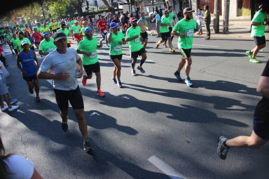 Fotos del Maratón de Santiago 2015 26