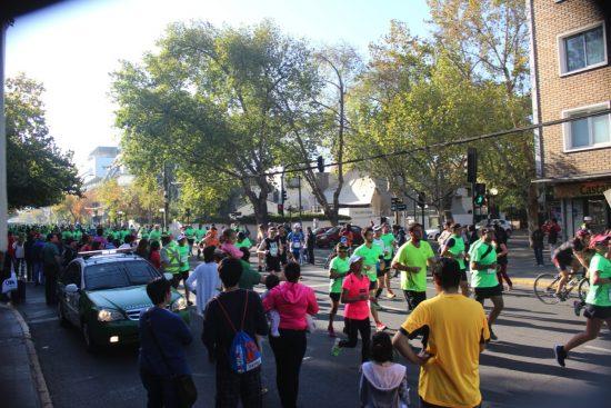 Fotos del Maratón de Santiago 2015 114