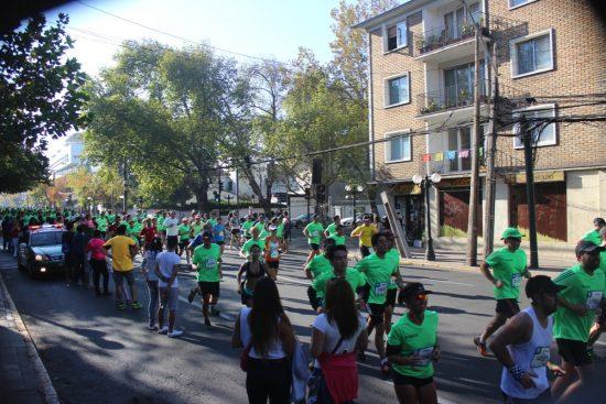 Fotos del Maratón de Santiago 2015 29