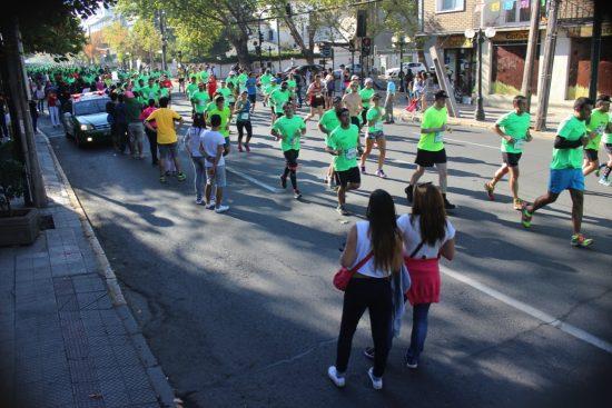Fotos del Maratón de Santiago 2015 31