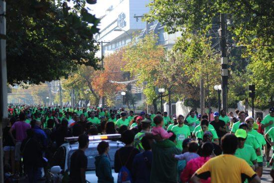 Fotos del Maratón de Santiago 2015 32