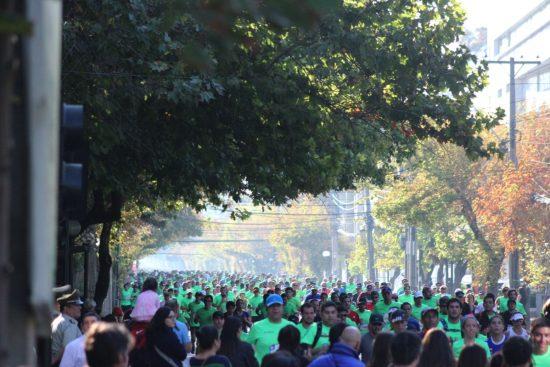Fotos del Maratón de Santiago 2015 45