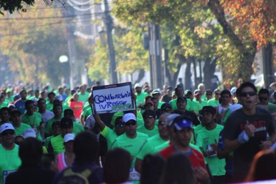 Fotos del Maratón de Santiago 2015 46