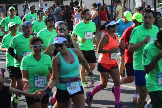 Fotos del Maratón de Santiago 2015 48