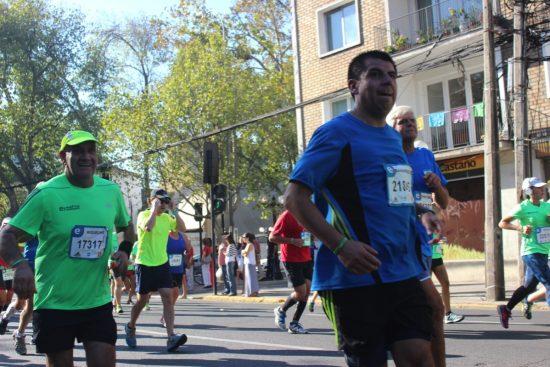 Fotos del Maratón de Santiago 2015 60