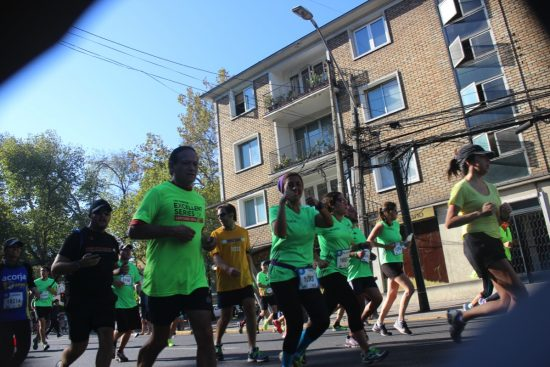 Fotos del Maratón de Santiago 2015 63