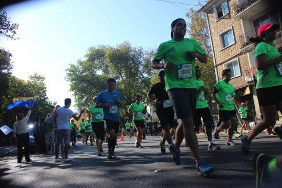 Fotos del Maratón de Santiago 2015 64