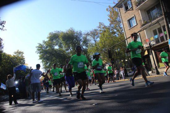 Fotos del Maratón de Santiago 2015 65