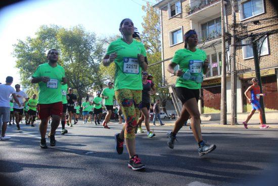 Fotos del Maratón de Santiago 2015 67