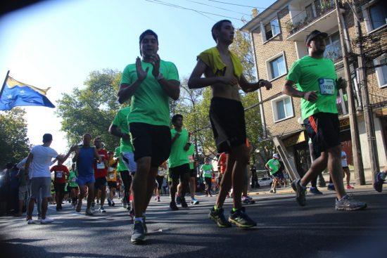 Fotos del Maratón de Santiago 2015 68