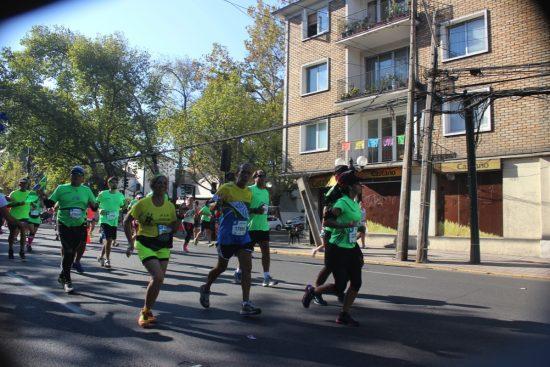 Fotos del Maratón de Santiago 2015 69