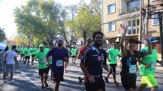 Fotos del Maratón de Santiago 2015 70