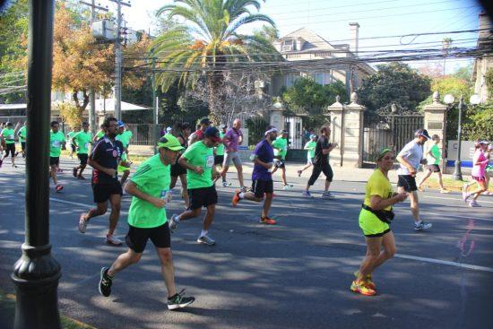 Fotos del Maratón de Santiago 2015 73