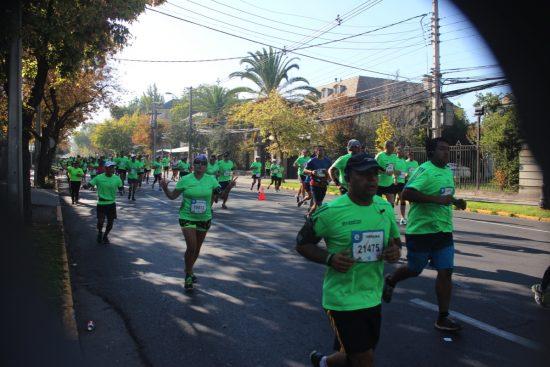 Fotos del Maratón de Santiago 2015 74