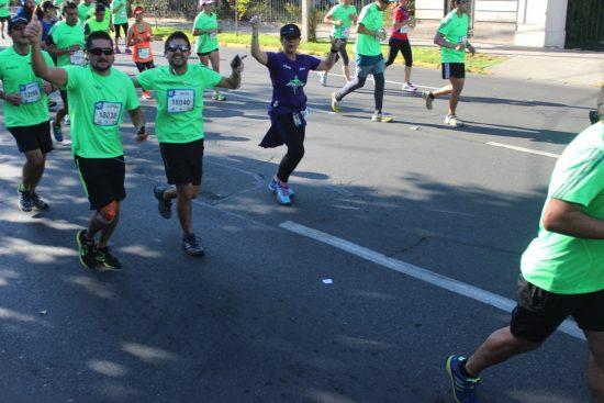 Fotos del Maratón de Santiago 2015 76