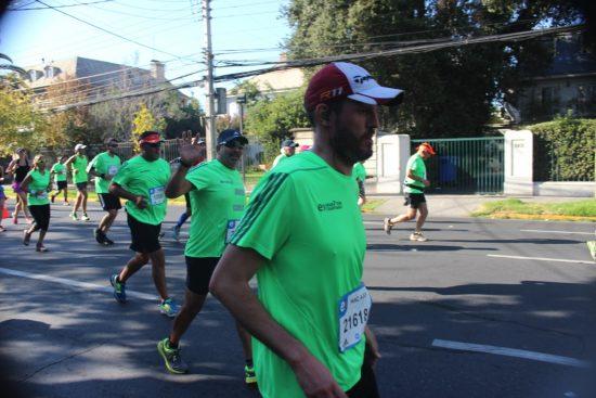 Fotos del Maratón de Santiago 2015 80