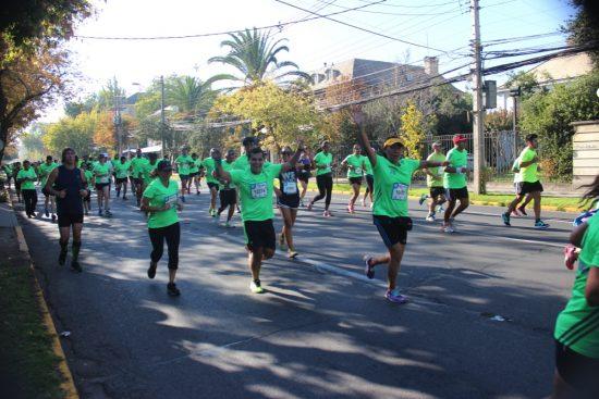 Fotos del Maratón de Santiago 2015 81