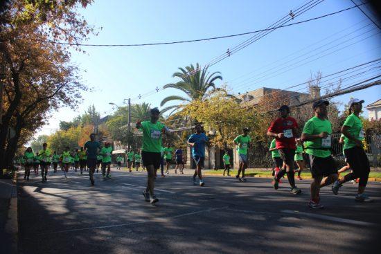 Fotos del Maratón de Santiago 2015 84