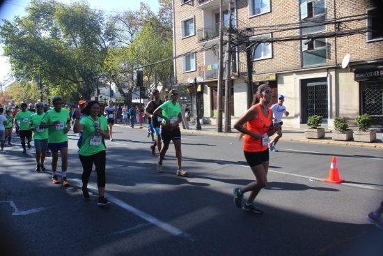 Fotos del Maratón de Santiago 2015 7