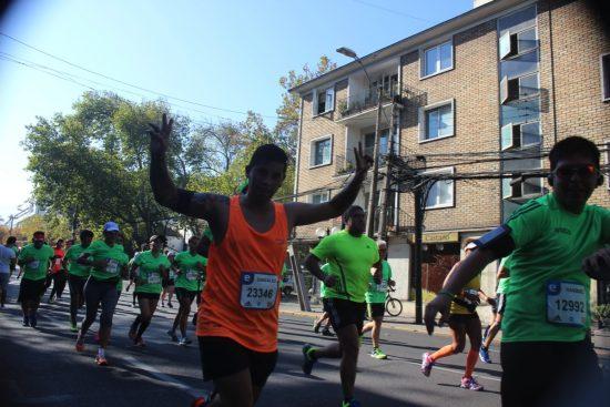 Fotos del Maratón de Santiago 2015 89