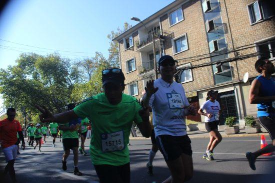 Fotos del Maratón de Santiago 2015 5