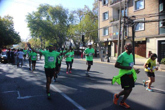 Fotos del Maratón de Santiago 2015 4
