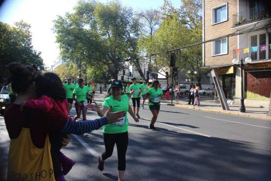 Fotos del Maratón de Santiago 2015 2