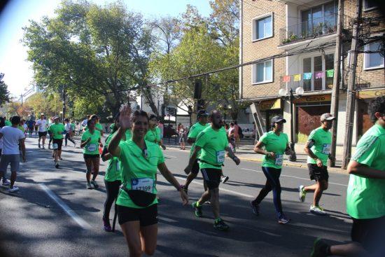 Fotos del Maratón de Santiago 2015 98