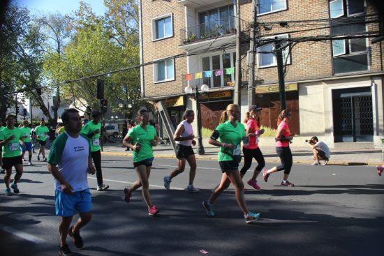 Fotos del Maratón de Santiago 2015 13