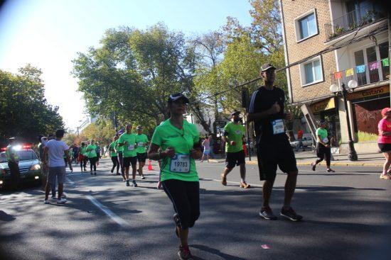 Fotos del Maratón de Santiago 2015 12