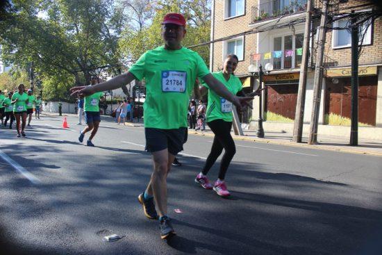 Fotos del Maratón de Santiago 2015 11