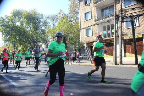 Fotos del Maratón de Santiago 2015 9