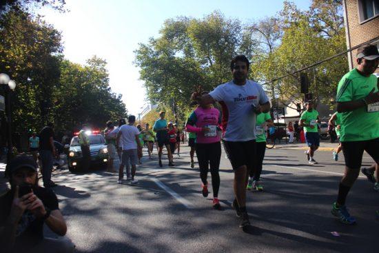 Fotos del Maratón de Santiago 2015 123